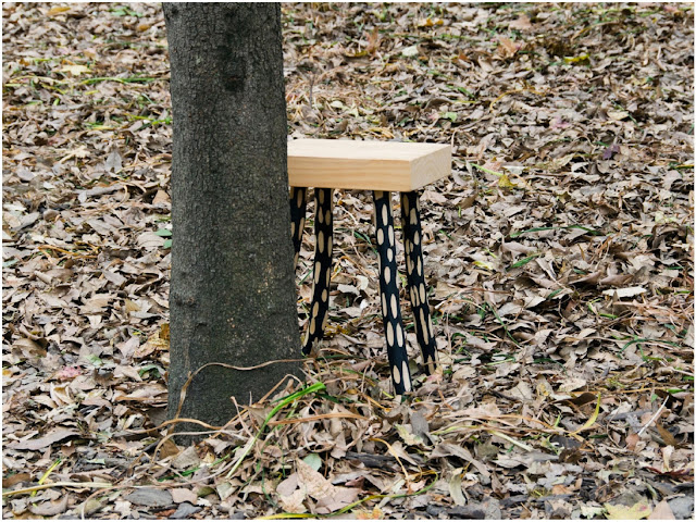 Hoz stool by Diario