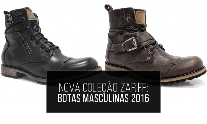 a0603969f45 Macho Moda - Blog de Moda Masculina  Zariff apresenta Nova Coleção ...