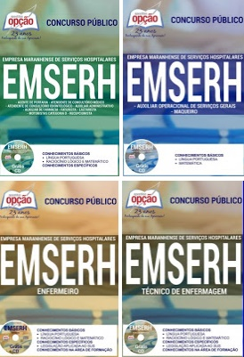 Apostila EMSERH-MA 2017/2018
