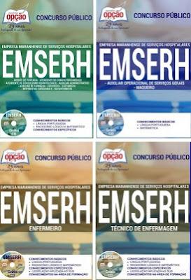 Apostila Concurso da Emserh (MA) 2017-2018