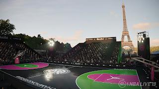 Download NBA Live 19 HD Wallpapers