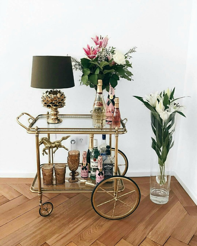 10 coisas que a casa de uma fashionista tem gosto disto. Black Bedroom Furniture Sets. Home Design Ideas