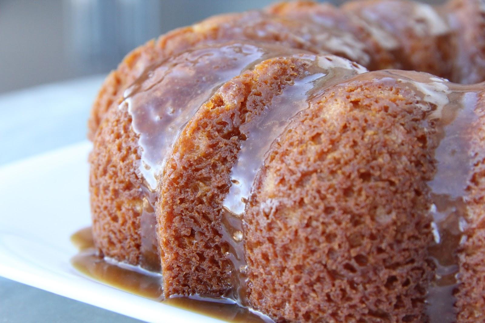 Chocolate Bundt Cake With Cake Mix And Pudding Mix