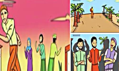 Kisah Nabi Yunus Lengkap Dengan Gambar