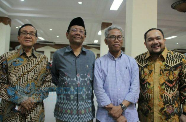Mahfud MD Tolak Tawaran Jadi Ketua Timses Jokowi-Ma'ruf