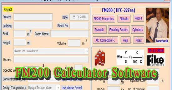 Download Fm200 Calculation Software Exe Free