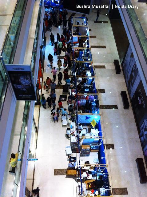Noida Diary: Array of Kiosks at The Kraft Festival