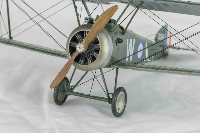 scale model 1/32 Sopwith Camel