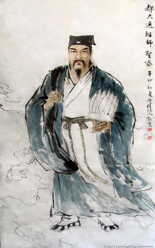 中華五千年神傳文化: 全真七子:郝大通