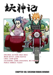 Tales of Demons and Gods Chaptet 146 Bahasa Indonesia
