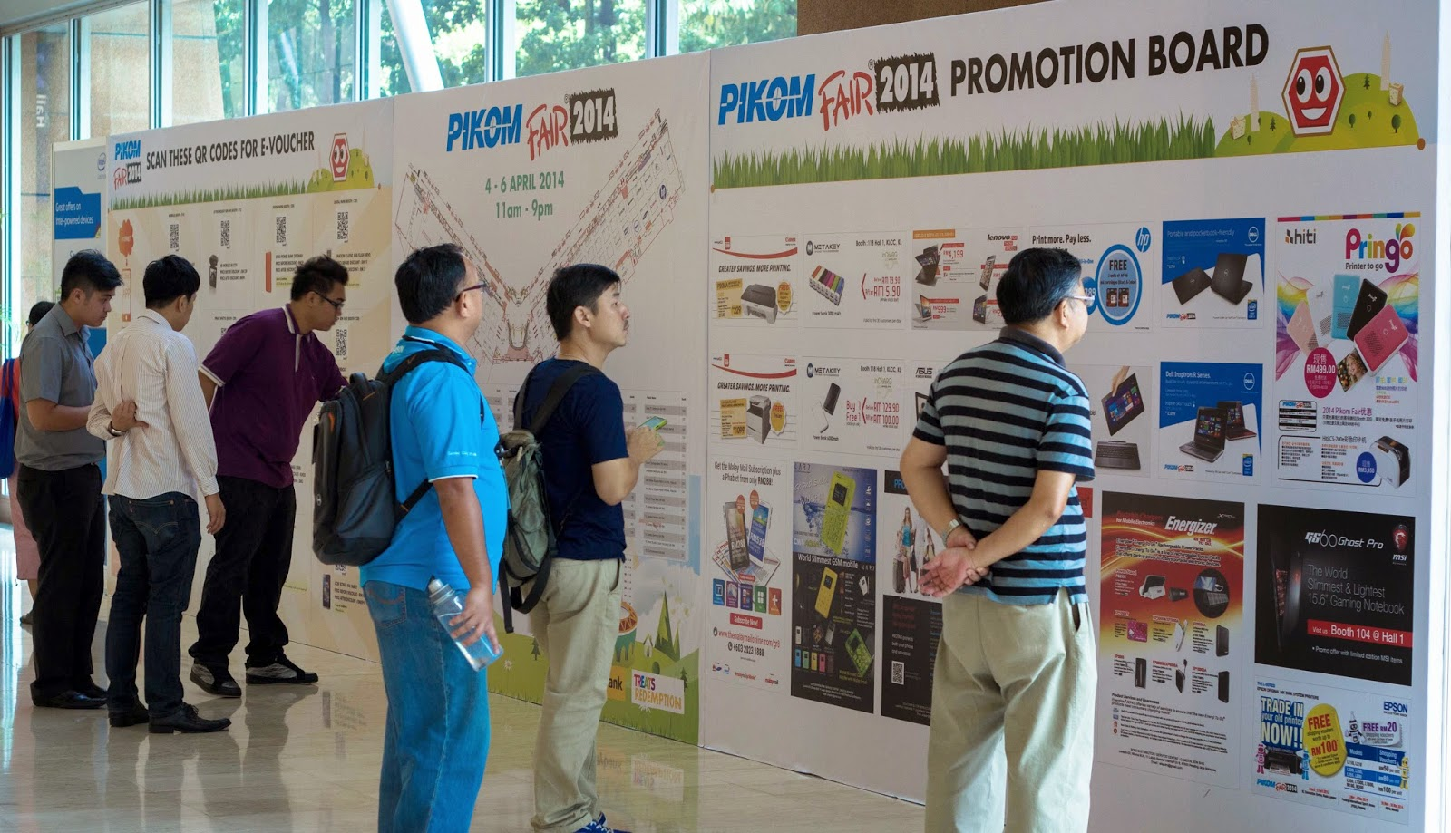 Coverage of PIKOM PC Fair 2014 @ Kuala Lumpur Convention Center 274
