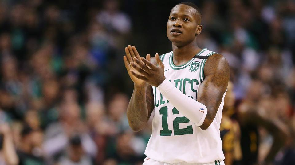 c7939d2459c3 Terry Rozier is accepting his bench role for what he says will be a