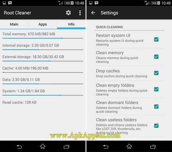 Root Cleaner Apk v6.1.0 (Tools App) Full Terbaru Gratis 2016