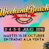 Weekend Beach Festival Torre del Mar anuncia fechas y oferta de lanzamiento