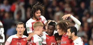 Arsenal vs Blackpool Live Streaming Today Wednesday 31-10-2018