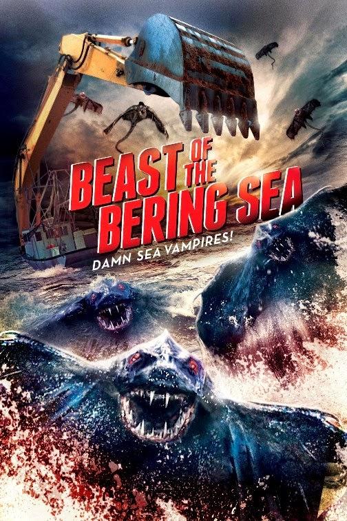 O Monstro do Mar de Bering Dublado