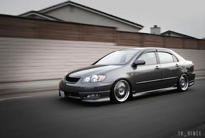 Toyota Corolla Altis Elegant