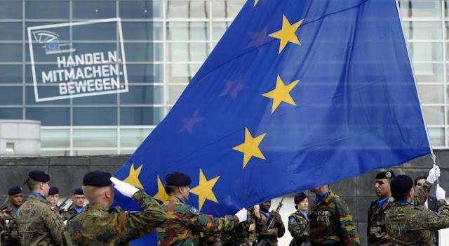 Η Ελλάδα, ο «ευρωστρατός» και από πίσω η Γερμανία