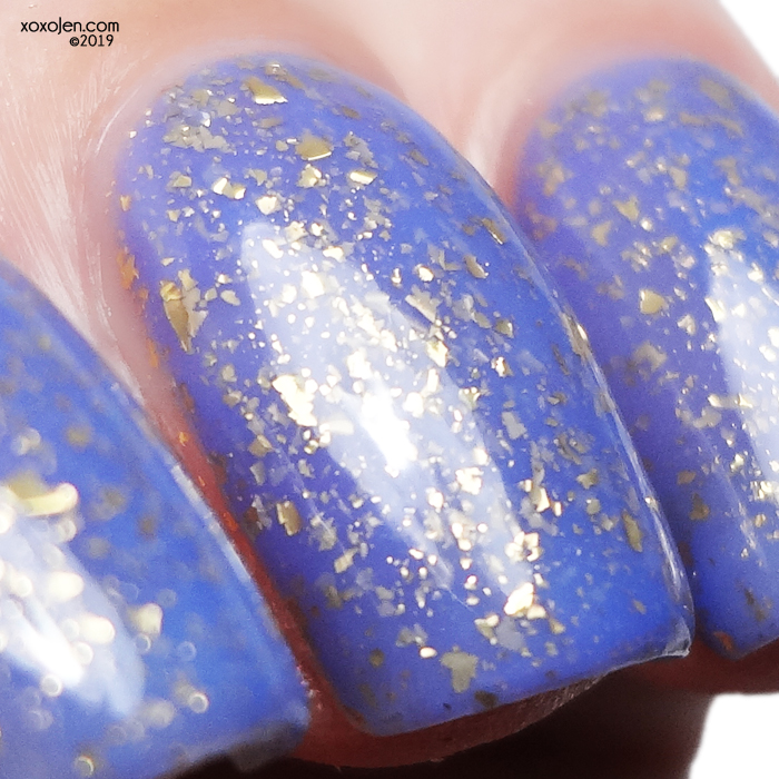 xoxoJen's swatch of Rogue Lacquer Peri-Twinkle