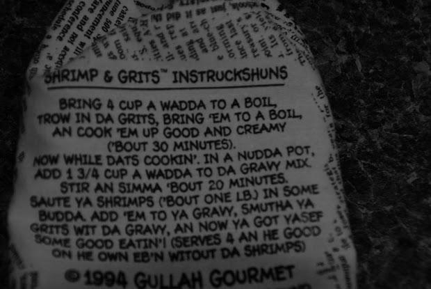Trips ' Dips .southern Style Gullah Gourmet Shrimp