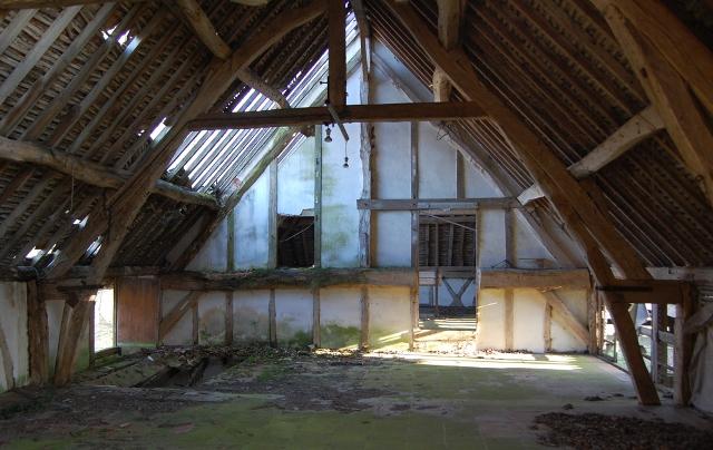 Chateau abandonado