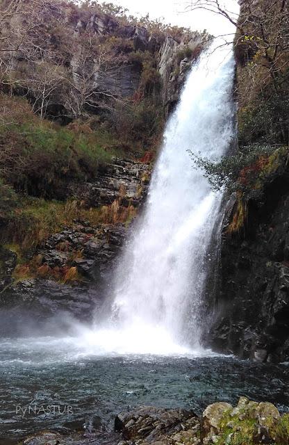 Cascada del Cioyo - Asturias