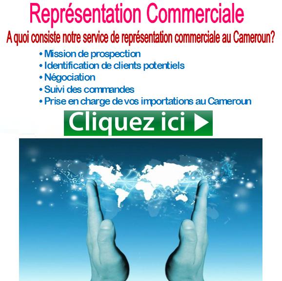 Représentation Commerciale