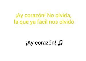 Cali El Dandee ¡Ay Corazón! significado de la canción.