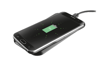 carica cellulare wireless trust