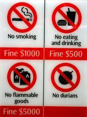 Kenapa singapura mahal
