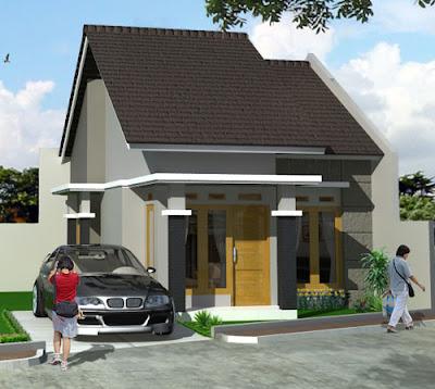 contoh gambar rumah   info menarik