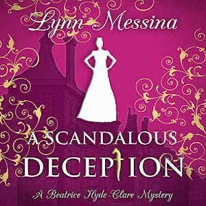 Review: A Scandalous Deception: A Regency Cozy