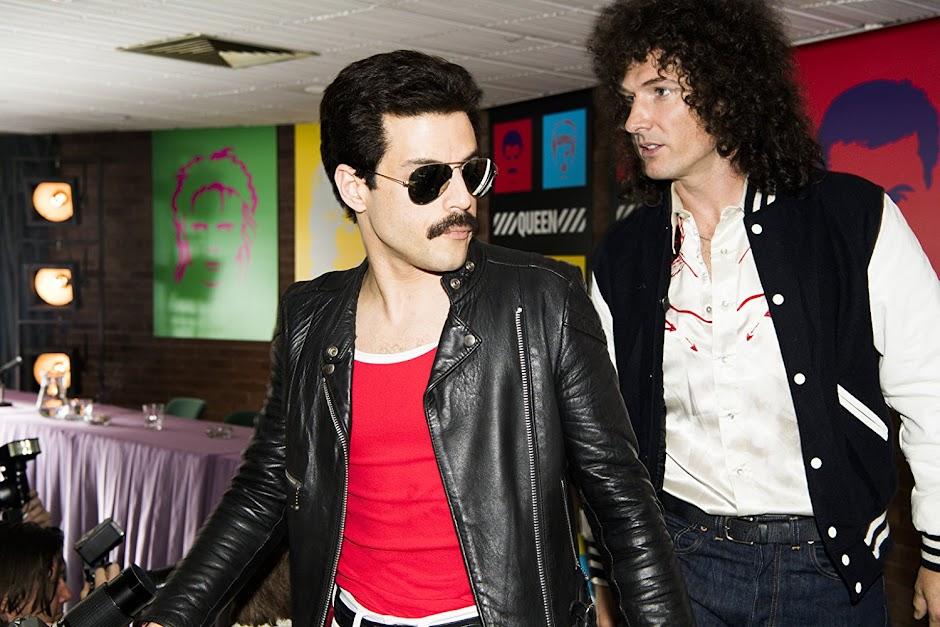 """Figurinos do filme """"Bohemian Rhapsody"""" serão apresentados em exposição itinerante"""