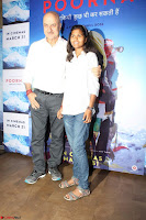 Anupam Kher With Star cast of MOvie Poorna (3) Red Carpet of Special Screening of Movie Poorna ~ .JPG