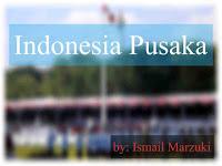 Lirik lagu wajib nasional Indonesia Pusaka