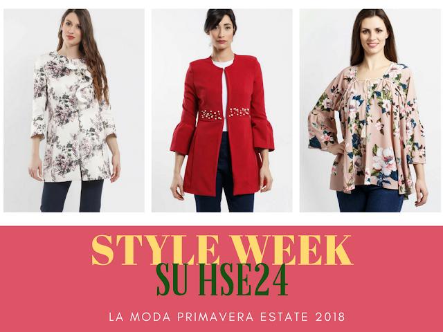 hse24 moda per la primavera 2018