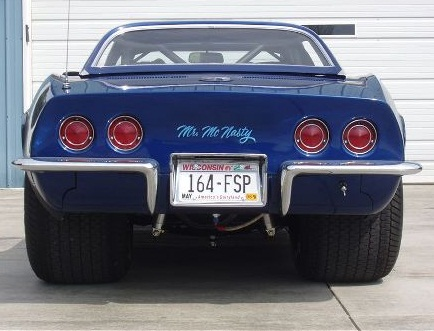 Overview Of The 1968 Corvette Muscle Car Generation Recent Muscle