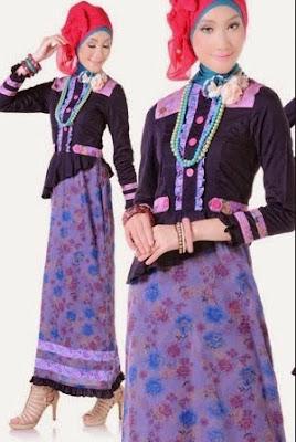 Baju Gamis Modern Lebaran Anak Muda2