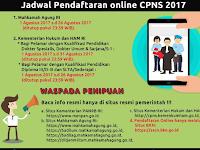 Siap Bulan Agustus, Pendaftaran CPNS!!! Bagaimana Tips Lolos Seleksi Administrasi CPNS?