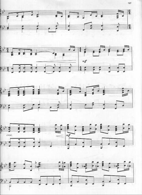 Jurassik Park partitura