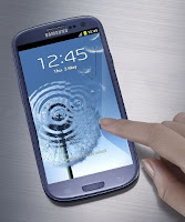 THE LATEST SAMSUNG GALAXY S3