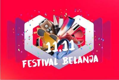 Festival Belanja 11.11