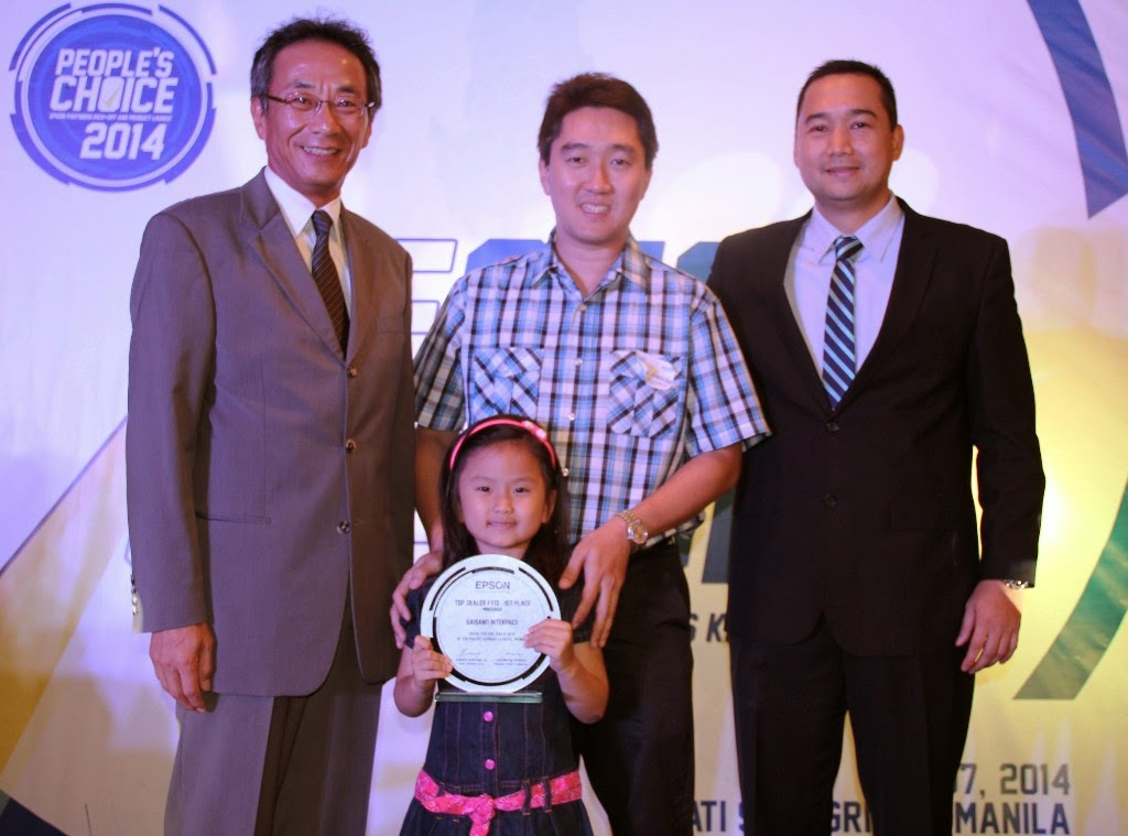 Epson Philippines Honors Regional Partners ~ Wazzup Pilipinas News