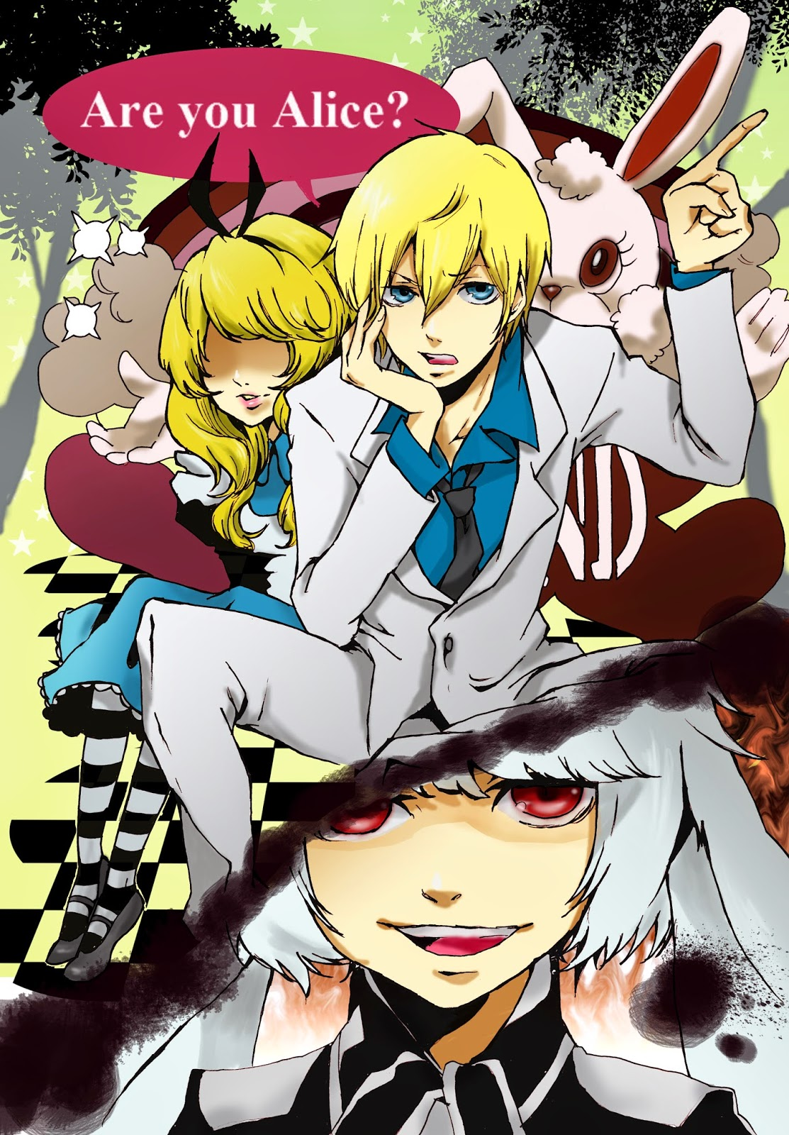 http://br.mangahost.com/manga/are-you-alice