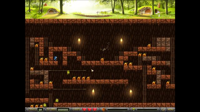 Richie The Gnome Treasure Hunter PC Full Descargar 1 Link 2012