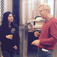 RANDY SMITH WITH EPOCH WINEMAKER JORDAN FIORENTINI
