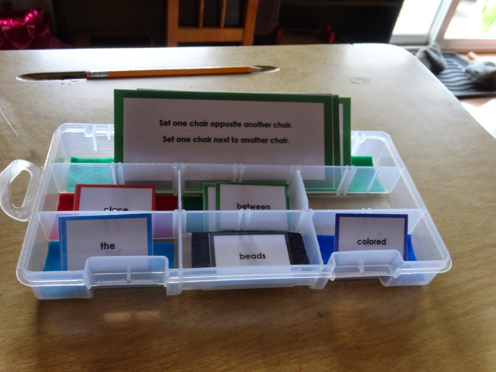 The Joys Of Montessori Homeschooling Grammar Boxes