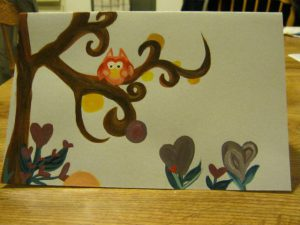 Acrylic painting and crafty ideas handmade greeting cards handmade greeting cards m4hsunfo