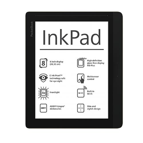 PocketBook InkPad - czytnik o przekątnej 8 cali
