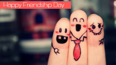 3D friendship day hd wallpapers 1